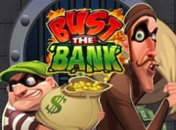 Bust Da Bank Slot by Microgaming