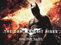 The Dark Knight Slot from Microgaming