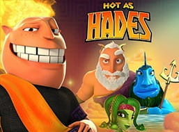 Hot as Hades 3D Microgaming Slot