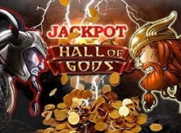 Hall of Gods Jackpot Slot from NetEnt