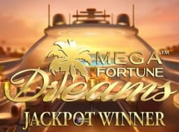 NetEnt Jackpot Slot Mega Fortune Dreams