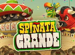NetEnt's Award Winning Slot, Spinata Grande