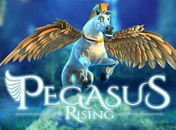 The slot Pegasus Rising from Blueprint Gaming