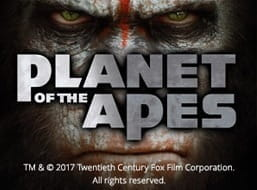 Planet of the Apes slot by Netent