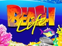 Beach Life Jackpot Slot from Playtech