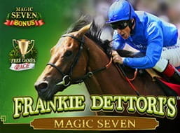 Frankie Dettori Slot by Playtech