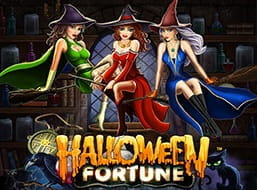 Playtech Halloween Fortune