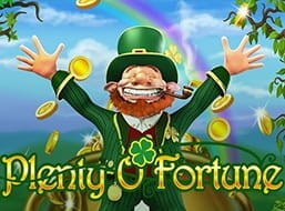 The Plenty O'Fortune slot from Playtech