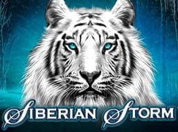 The Siberian Storm slot from IGT