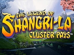 The slot The Legend of Shrangi La from NetEnt