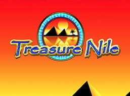 The Treasure Nile slot available at Videoslots Casino