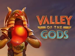 The Valley of the Gods slot from Yggdrasil