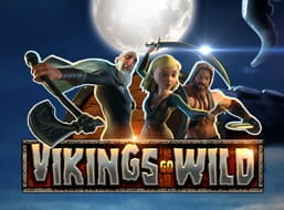 The Vikings Go Wild slot from Yggdrasil