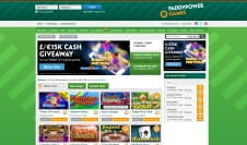 Paddy Power Games Homepage