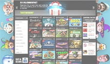 The Home Page of Ladbrokes Games