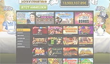 The Home Page of Ladbrokes Slots