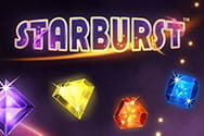 Starburst Popular Slot Game by NetEnt