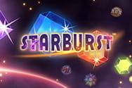 Starburst Popular Slot Game