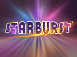 Starburst is one of the most popular slots around