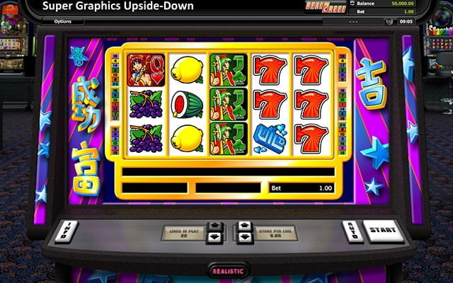 Realistic Slot Games