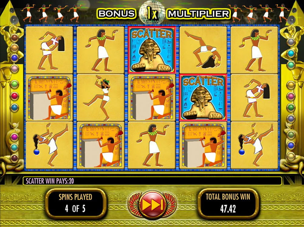 All spins pokies