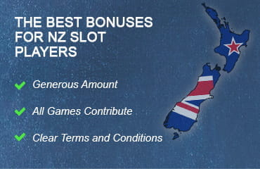 The Top Online Casinos in NZ with the Best Slot Bonuses