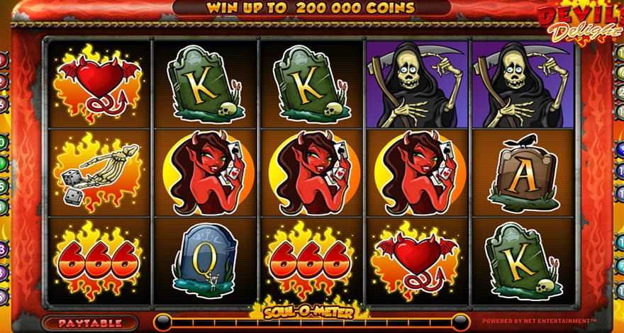 Devil's Delight Slot