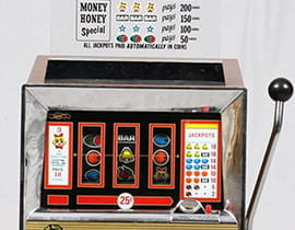 Money Honey was the First Electromechanical Slot Machine
