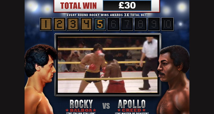Rocky Knockout Bonus