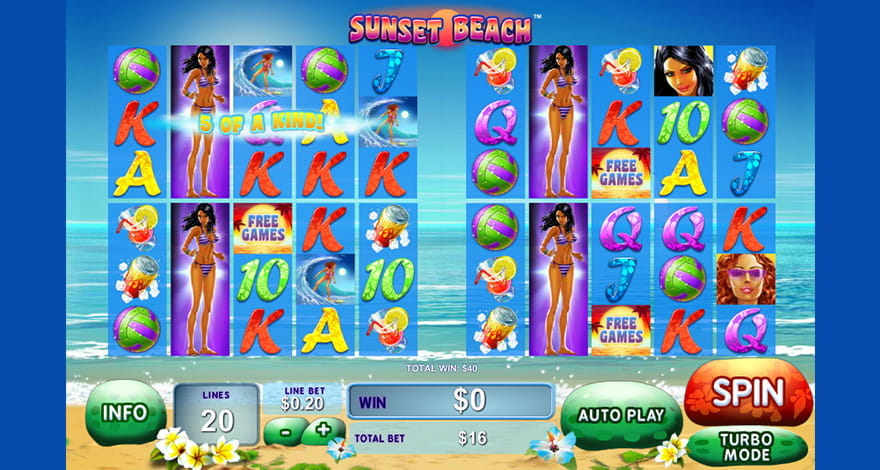 Sunset Beach Slot