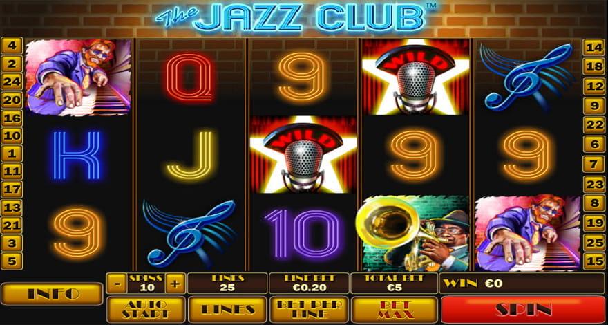 Slot Music