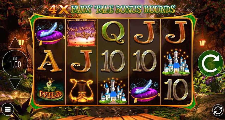 Free Fairy Tale Slots