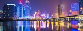 The Skyline of Macau