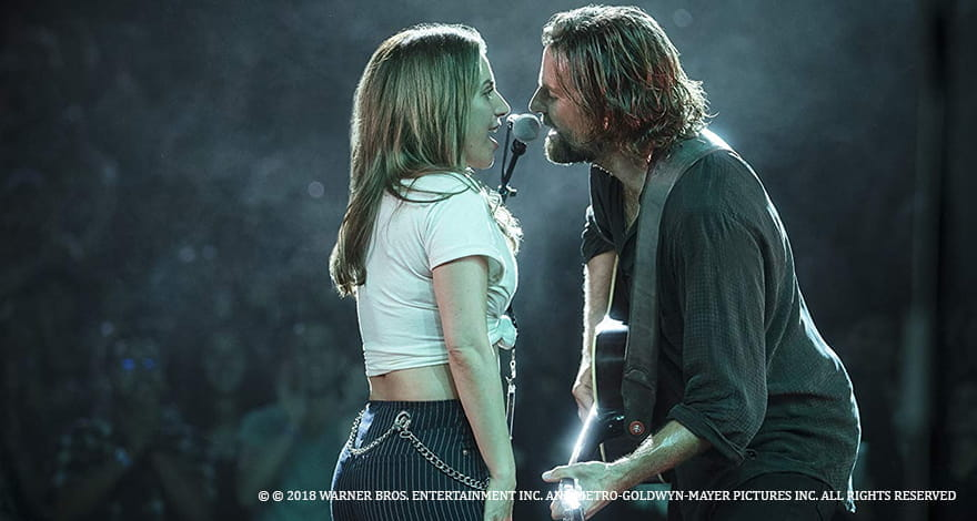 Film Poster: A Star is Born