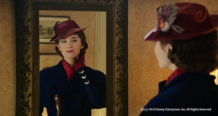 Movie Poster: Mary Poppins Returns