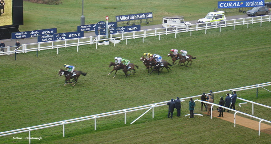 Top TripAdvisor Recommendation for Horse Racing – the Ascot Racecource