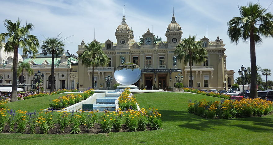 The Casino Monte Carlo Is a Top Gambling Destination by TripAdvisor
