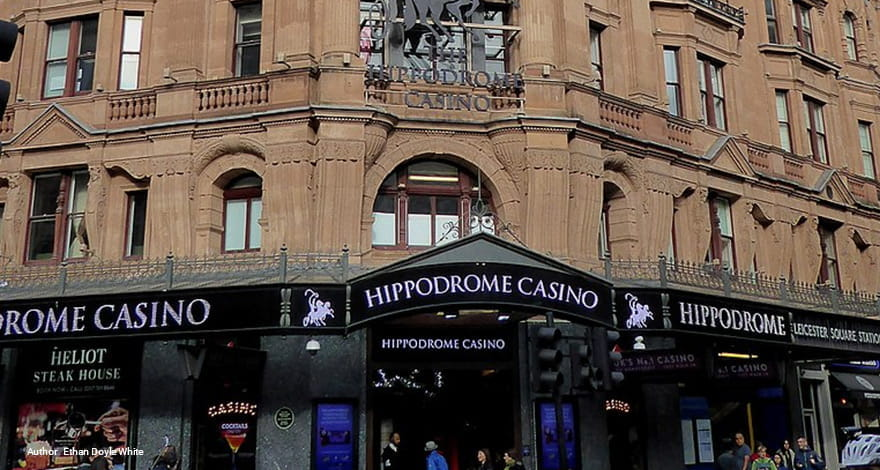 Hippodrome Casino in London Is a Top-Rated Gambling Destination by TripAdvisor
