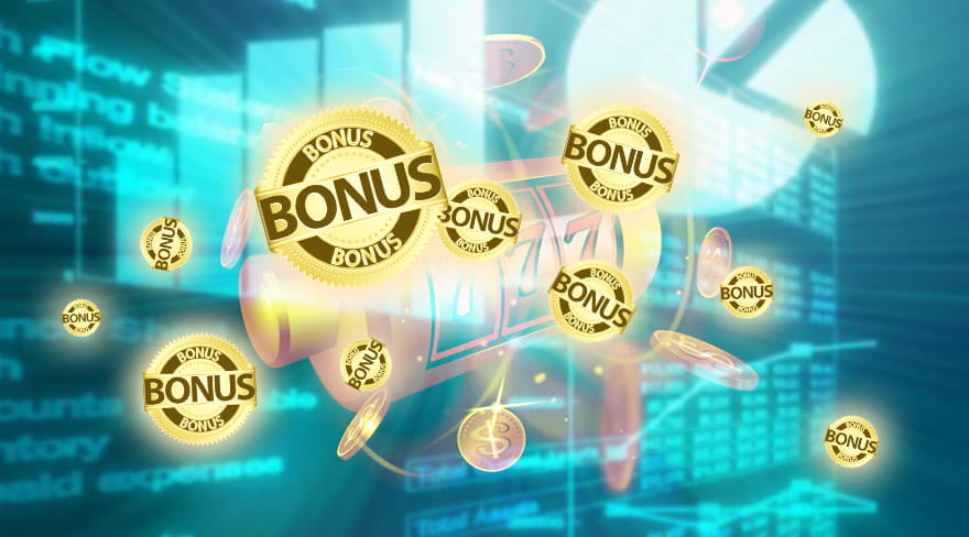 Outstanding Slot Offers with Bonus Money and Free Spins