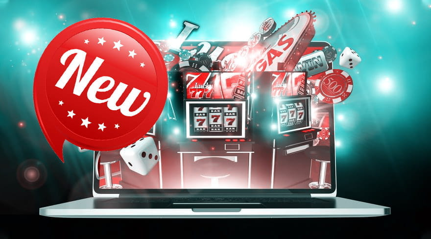 Play Slots Only at the UK's Newest Online Casinos