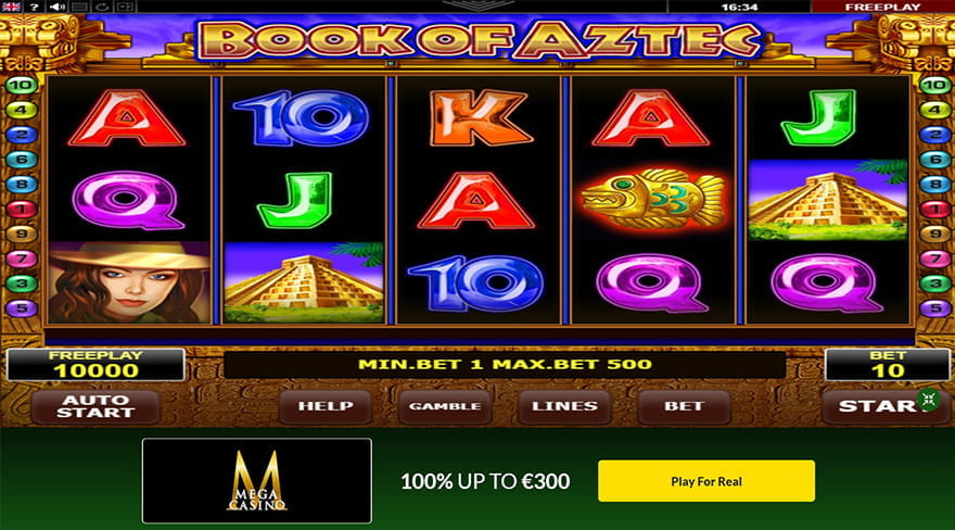 List of the Best Microgaming Slots Online