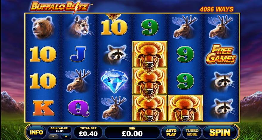 Big slots casino