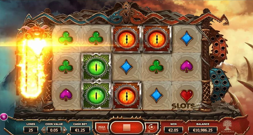 Dragons Slot Machine Double Dragons