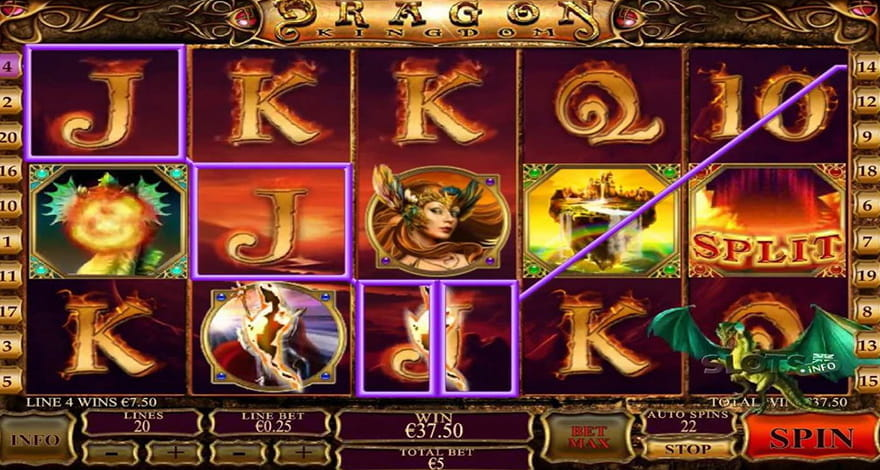 Dragons Slot Machine Dragon Kingdom