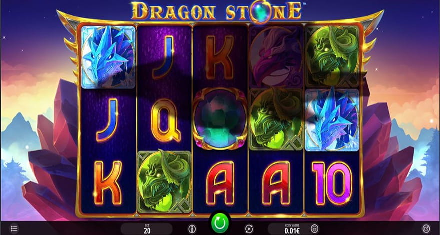 Dragons Slot Machine Dragon Stone