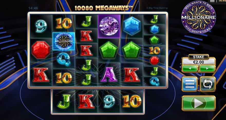 Game Show Slots Who Wants to Be a Millionaire MegaWays