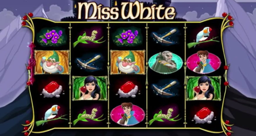 Miss White Slot by IGT