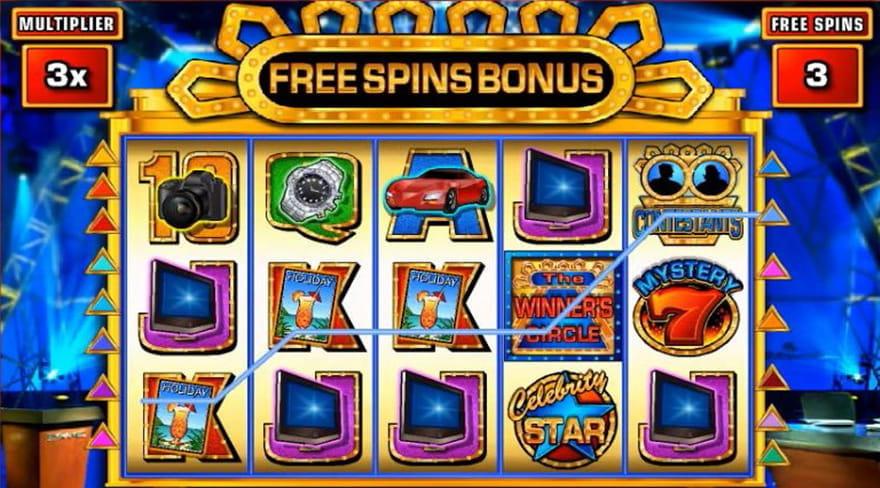 Spin gambling