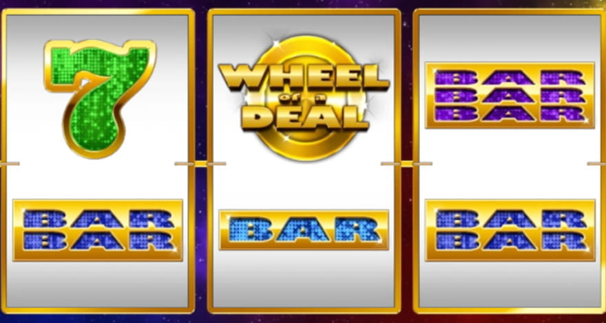 Wheel of a Deal Gameplay
