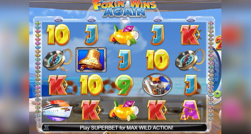 Foxin' Win Slot by NextGen